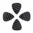 Carbon Tones Boner (55 Thou) 4 Guitar Picks
